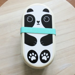 Bento lunchbox panda kawaii