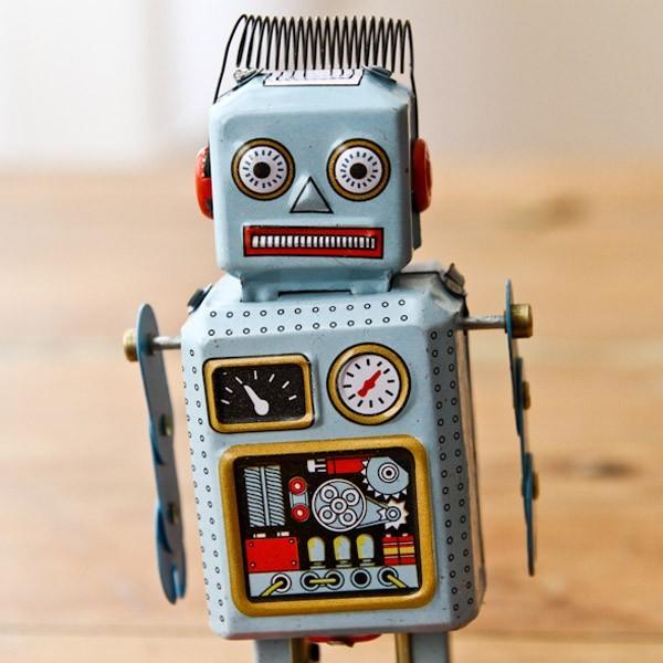 Affiche Garcon Robot U2013 Chaios.com
