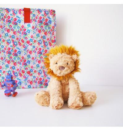 Peluche petit lion Jellycat
