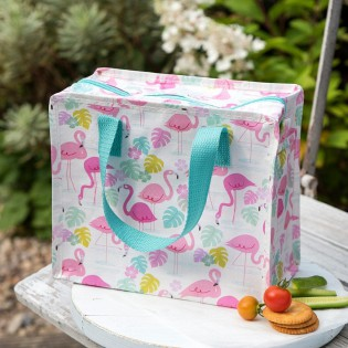 Petit sac Flamants roses