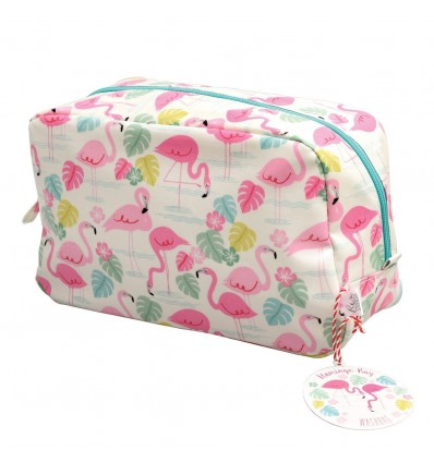 Trousse de toilette flamingo Bay Rex