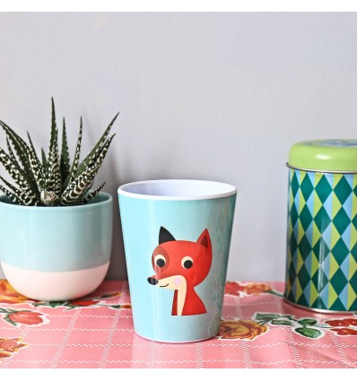 Verre rusty fox - Ingela Arrhenius