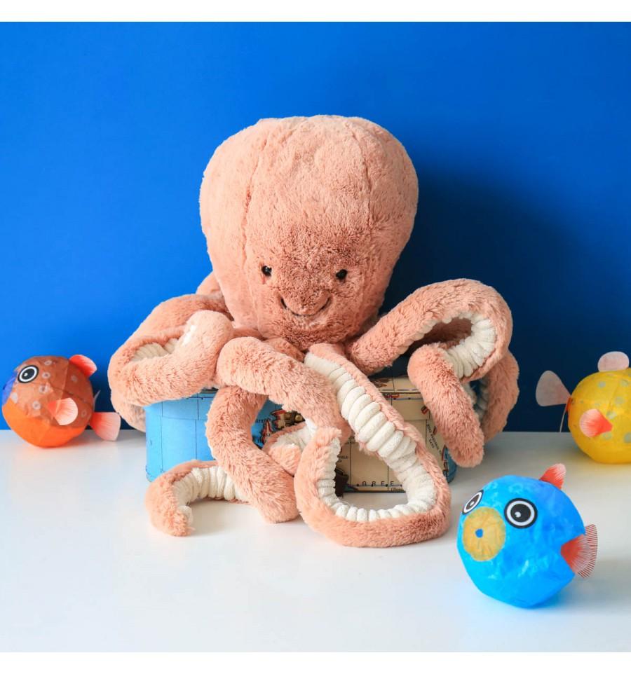 peluche octopus