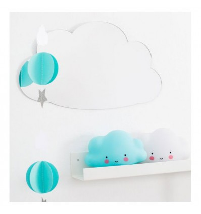 Miroir nuage A little lovely company