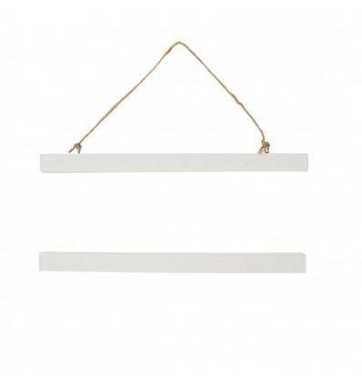 Petit porte affiche blanc - Sass&Belle