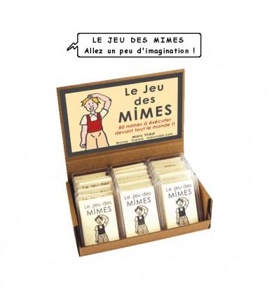 Le jeu des mimes - Marc Vidal