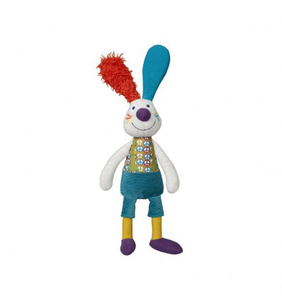 Doudou Jef le lapin - Ebulobo