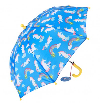 Parapluie enfant licornes