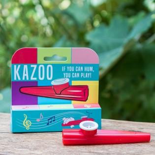 Kazoo instrument de musique ! Rex