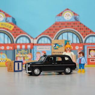 Taxi londonien à friction - DAM