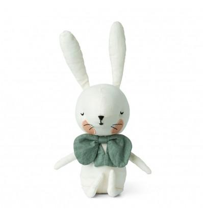 Peluche lapin blanc - Picca Loulou