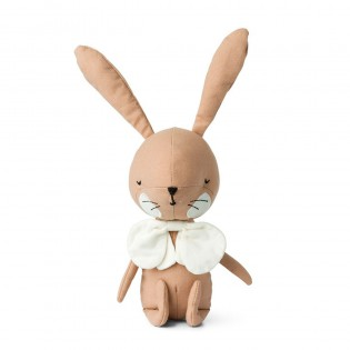 Peluche lapin rose - Picca Loulou