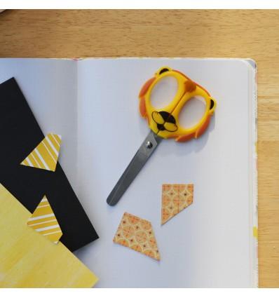 Ciseaux pour enfants Lion - Rico Design