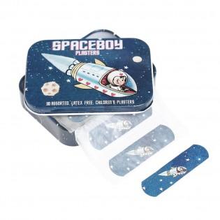 Boîte à pansements Spaceboy