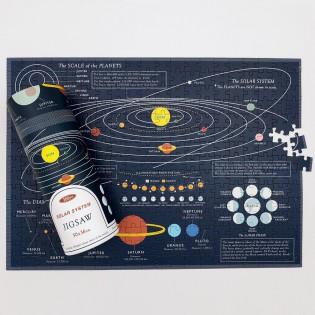 Puzzle Système Solaire 300 pièces - Rex