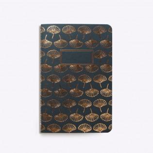 Carnet cousu Plumo - Editions du Paon