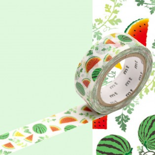 Masking tape pastèques