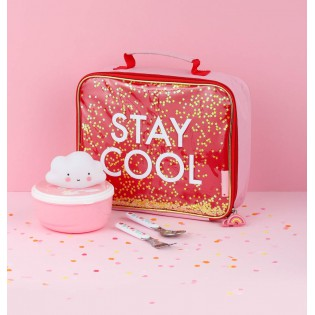 Sac isotherme Paillette Stay Cool - A Little Lovely Company