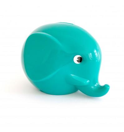 Tirelire rétro éléphant Turquoise - Norsu