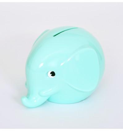 Grande tirelire rétro éléphant Mint - Norsu