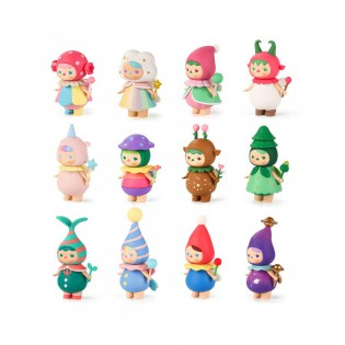 Figurine Pucky - Série Forest Fairies