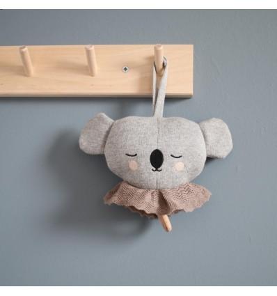 Doudou musical Koala - EFF Lillemor