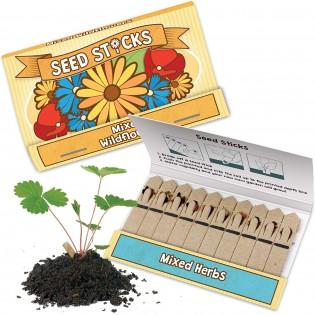 Bâtonnets de graines à planter
