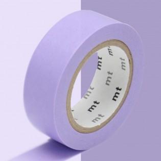 Masking tape uni Lavande