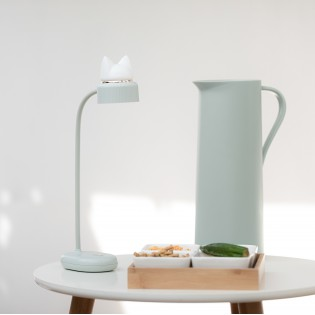 Lampe Duo sans fil chat Mint