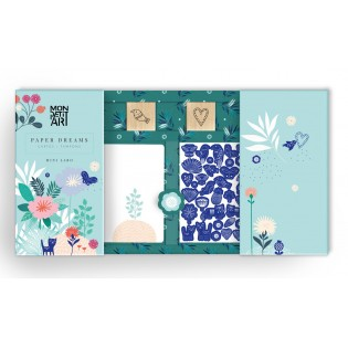 Coffret Paper Dream Cartes & Tampons - Mon Petit Art