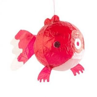 Kami fusen - Poisson rouge