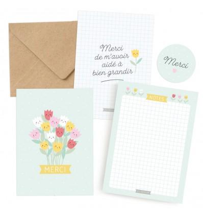 Kit merci Maitresse/Nounou - Zü (ZU)