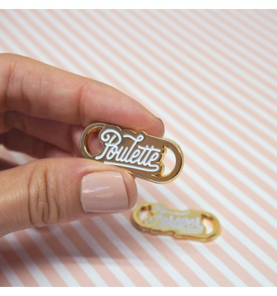 """Lace Lock """"Poulette Forever"""" - Lolita Picco"""