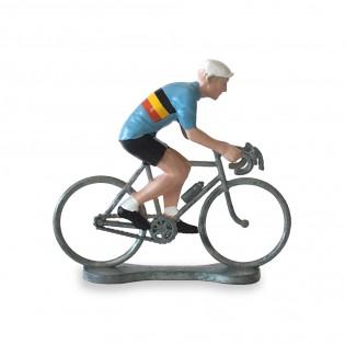 Figurine cycliste Belgique - Bernard & Eddy