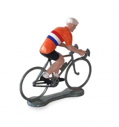 Figurine cycliste Pays-Bas - Bernard & Eddy