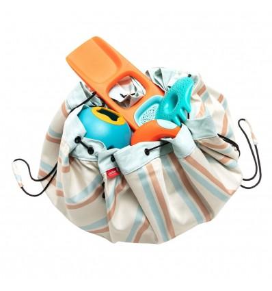Grand sac de rangement extérieur STRIPES - Play & Go