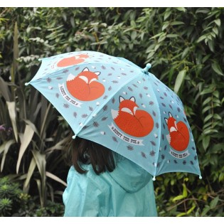 Parapluie enfant Renard Rusty