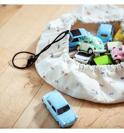 Mini sac de rangement Voitures - Play & Go