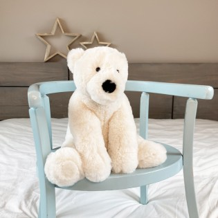 Peluche Perry ours polaire - Jellycat