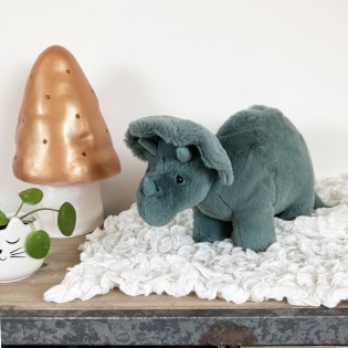 Peluche Fossily Triceratops - Jellycat