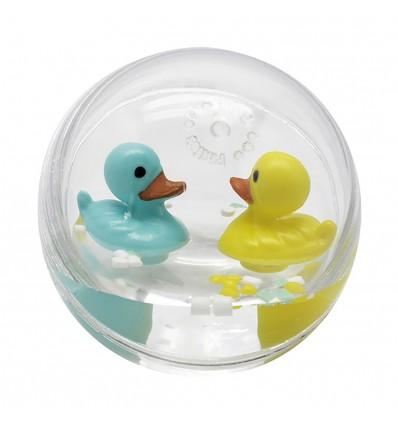 Bulle d'eau bébés canard
