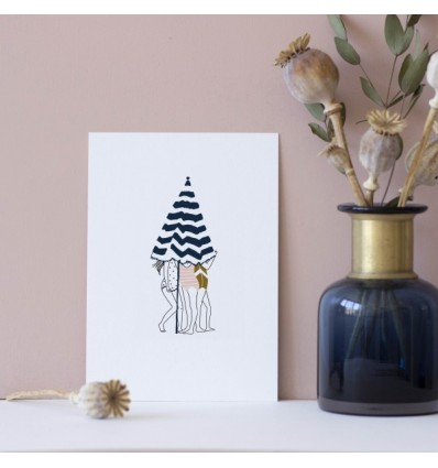 Carte Les Petits Secrets - My Lovely Thing