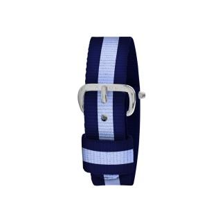 Bracelet Rayé Bleu - montre Millow