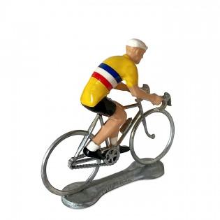 Figurine cycliste Tour de France - Bernard & Eddy