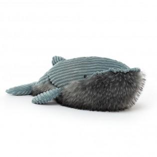 Grande peluche baleine Wiley - Jellycat
