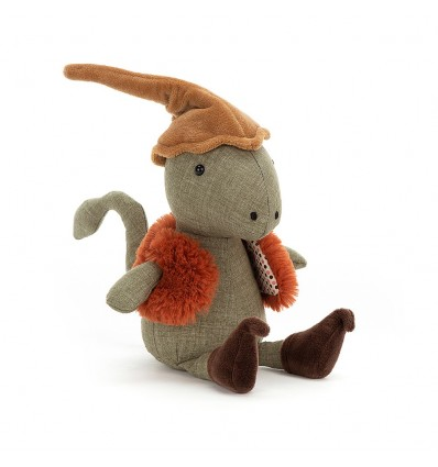 Peluche Lutin Forest Forager Nook - Jellycat