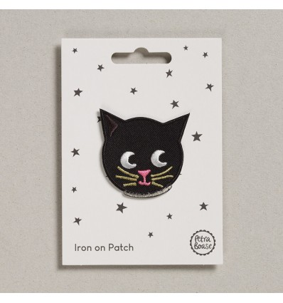 Thermocollant Chat Noir - Petra Boase