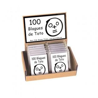 100 blagues de Toto Marc Vidal