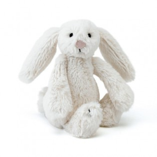 Peluche lapin blanc (grand) Jellycat