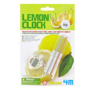Lemon Clock 4M